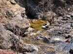 Drimona Waterfalls bij Rovies en Osios David klooster - Foto van De Griekse Gids