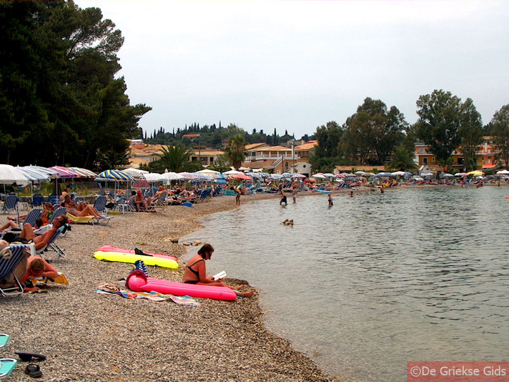 foto Strand Gouvia - Corfu