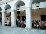 Het Liston van Corfu - Foto van De Griekse Gids