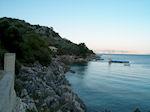Rotsen bij Nisaki (Nissaki) Corfu - Foto van De Griekse Gids