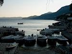 Haventje Nisaki - Corfu - Foto van De Griekse Gids