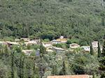 Het dorpje Lakones - Foto van De Griekse Gids
