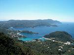 Fantastisch uitzicht op de baaien van paleokastritsa - Foto van De Griekse Gids