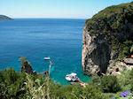 Grotten bij Paleokastritsa (Corfu) - Foto van De Griekse Gids