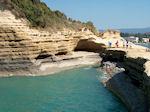 Sidari Corfu - Canal d'amour - Foto van De Griekse Gids