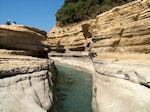 Sidari Corfu - Canal d'amour 3 - Foto van De Griekse Gids