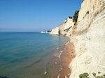 Lagkos vlakbij Peroulades - Indrukwekkende rotsen - Foto van De Griekse Gids