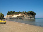 Sidari rotsen - Corfu - Foto van De Griekse Gids