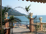 Taverna aan het strand van Agios Georgios Corfu - Foto van De Griekse Gids