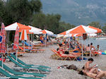 GriechenlandWeb.de Smal kiezelstrand Dassia (Dasia - Korfu) 3 - Foto GriechenlandWeb.de