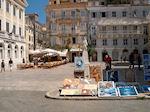 Schilderijen te koop - Corfu stad - Foto van De Griekse Gids