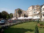 Corfu stad bij Esplanade - Foto van De Griekse Gids