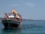 Een duikje nemen in Kalami (Corfu) - Foto van De Griekse Gids