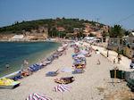 Het strand van Kassiopi (Corfu) - Foto van De Griekse Gids