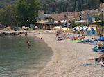 Strand bij Benitses (Corfu) - Foto van De Griekse Gids