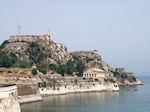 Het oude fort van Corfu stad - Foto van De Griekse Gids