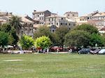 Cricket op de Esplanade van Corfu stad - Foto van De Griekse Gids