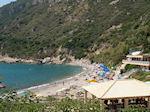 GriechenlandWeb.de Ermones Strandt Korfu - Foto GriechenlandWeb.de