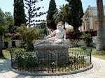 GriechenlandWeb.de Beeld Achilles in paleis van Sissi - Foto GriechenlandWeb.de