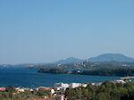 Prachtig uitzicht vanaf de heuvels Pirgi und Ypsos - Foto GriechenlandWeb.de