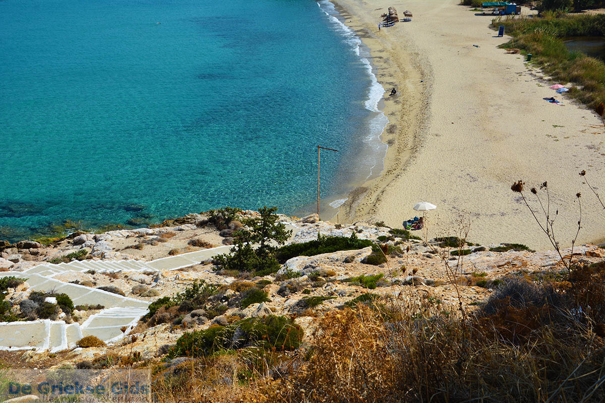 foto Strand Livadi Armenistis Ikaria | Griekenland | Foto 0011