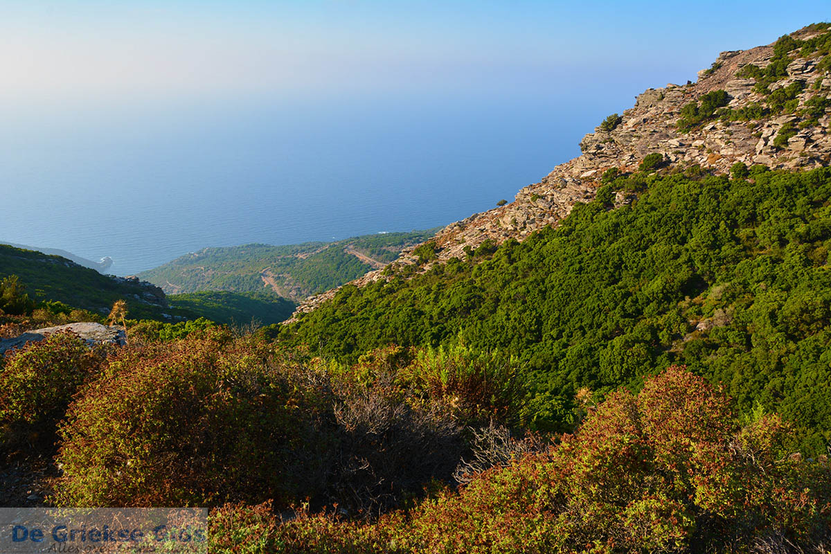 foto Noordkust Ikaria | Griekenland | Foto 4