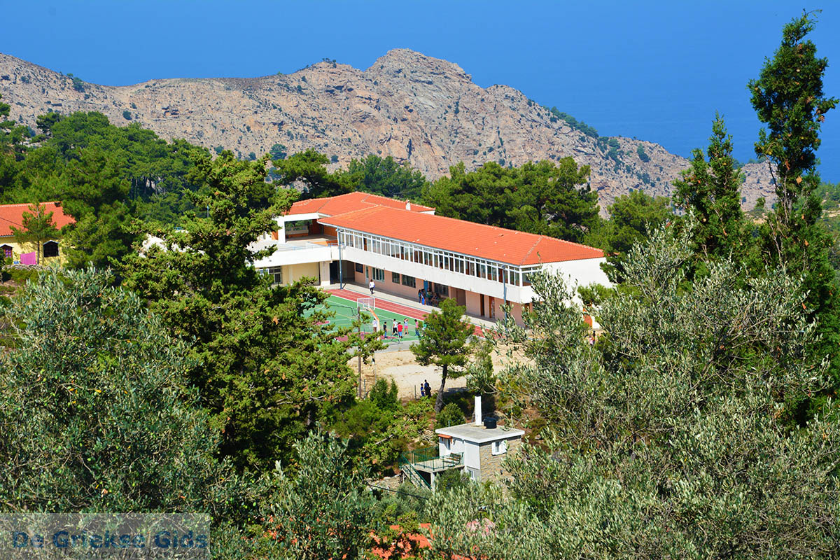 foto Berggebied Raches Ikaria   Griekenland   Foto 31