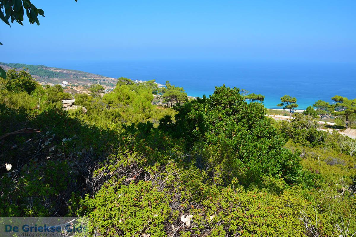 foto Uitzicht noordkust Raches Ikaria | Griekenland foto 3