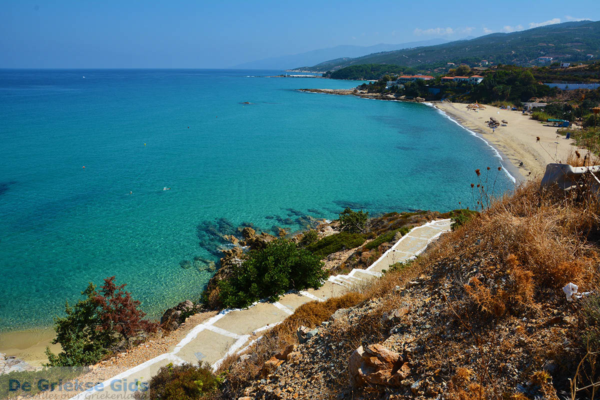 foto Strand Livadi Armenistis Ikaria | Griekenland | Foto 0018