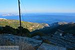 Vanaf de bergen bij Agios Kirykos Ikaria | In de verte Fourni foto 4 - Foto van De Griekse Gids