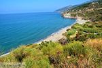 Strand Fles bij Evdilos Ikaria | Griekenland | foto 1 - Foto van De Griekse Gids
