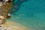 Strand Livadi Armenistis Ikaria | Griekenland | Foto 0020 - Foto van De Griekse Gids