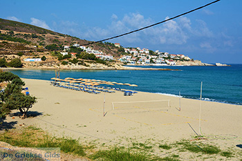 Strand Mesakti Armenistis Ikaria   Griekenland   Foto 44 - Foto van De Griekse Gids