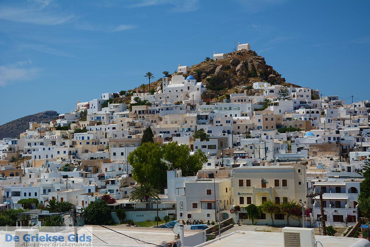 foto Chora Ios - Eiland Ios - Cycladen Griekenland foto 6