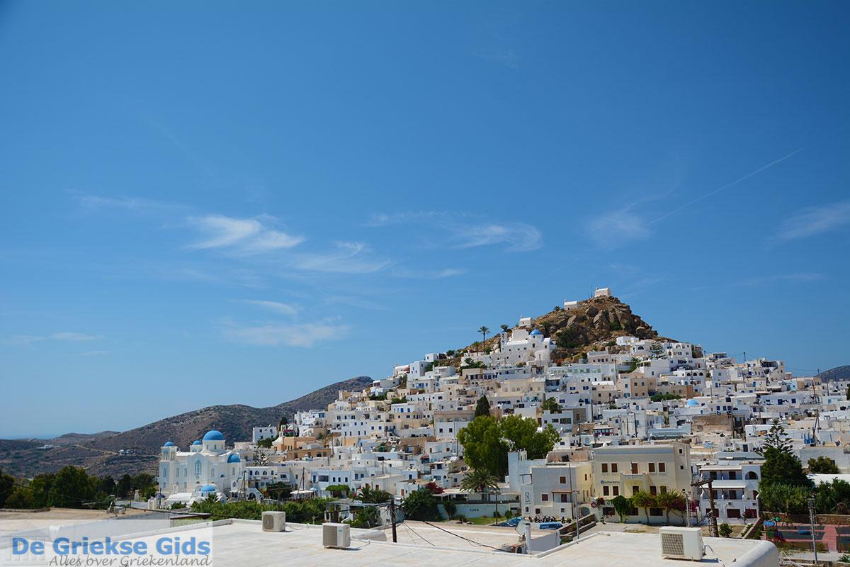 foto Chora Ios - Eiland Ios - Cycladen Griekenland foto 7