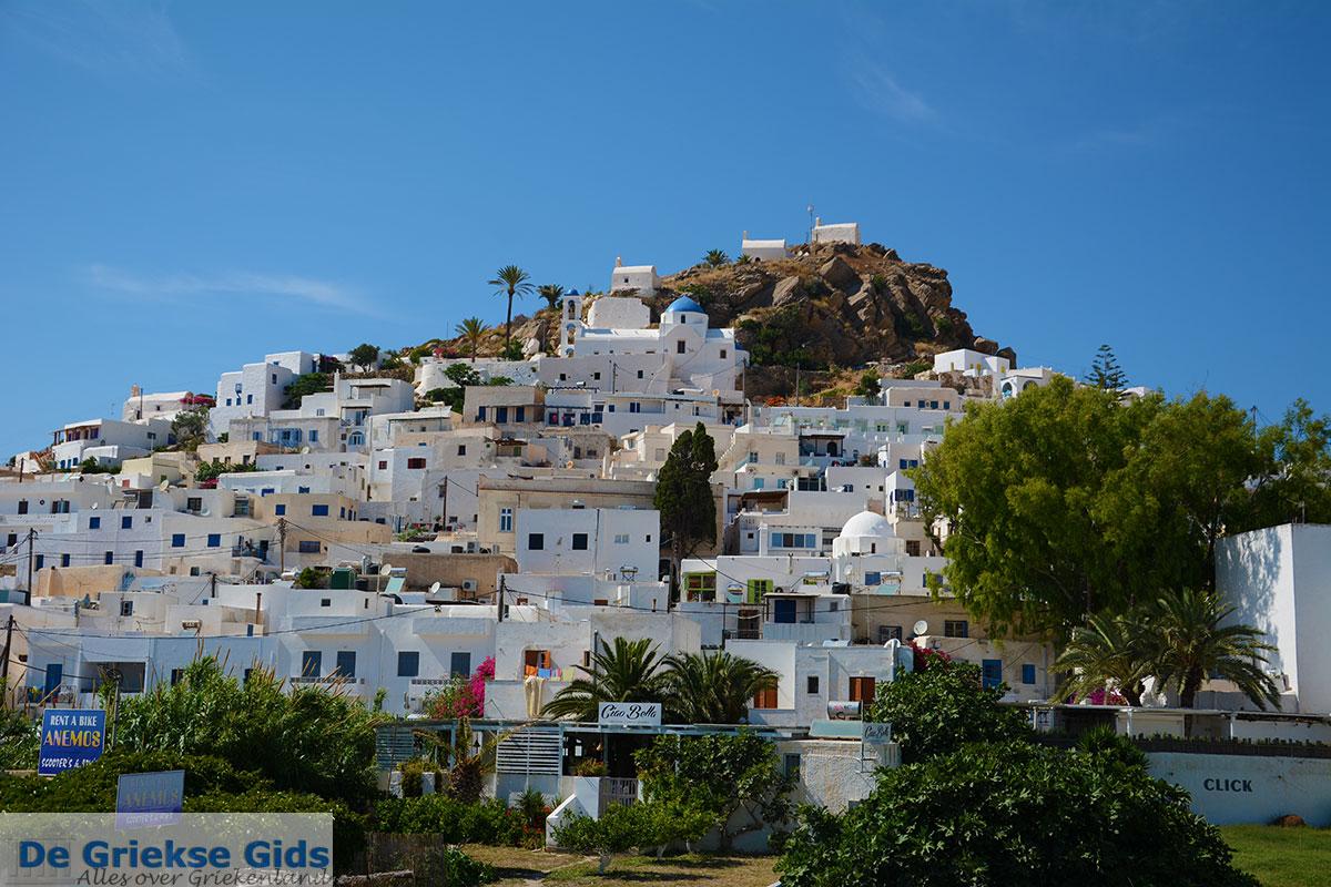 foto Chora Ios - Eiland Ios - Cycladen Griekenland foto 11