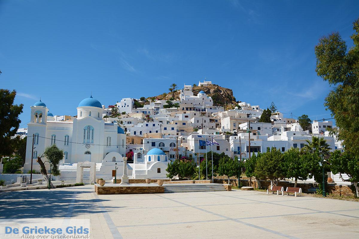 foto Chora Ios - Eiland Ios - Cycladen Griekenland foto 12