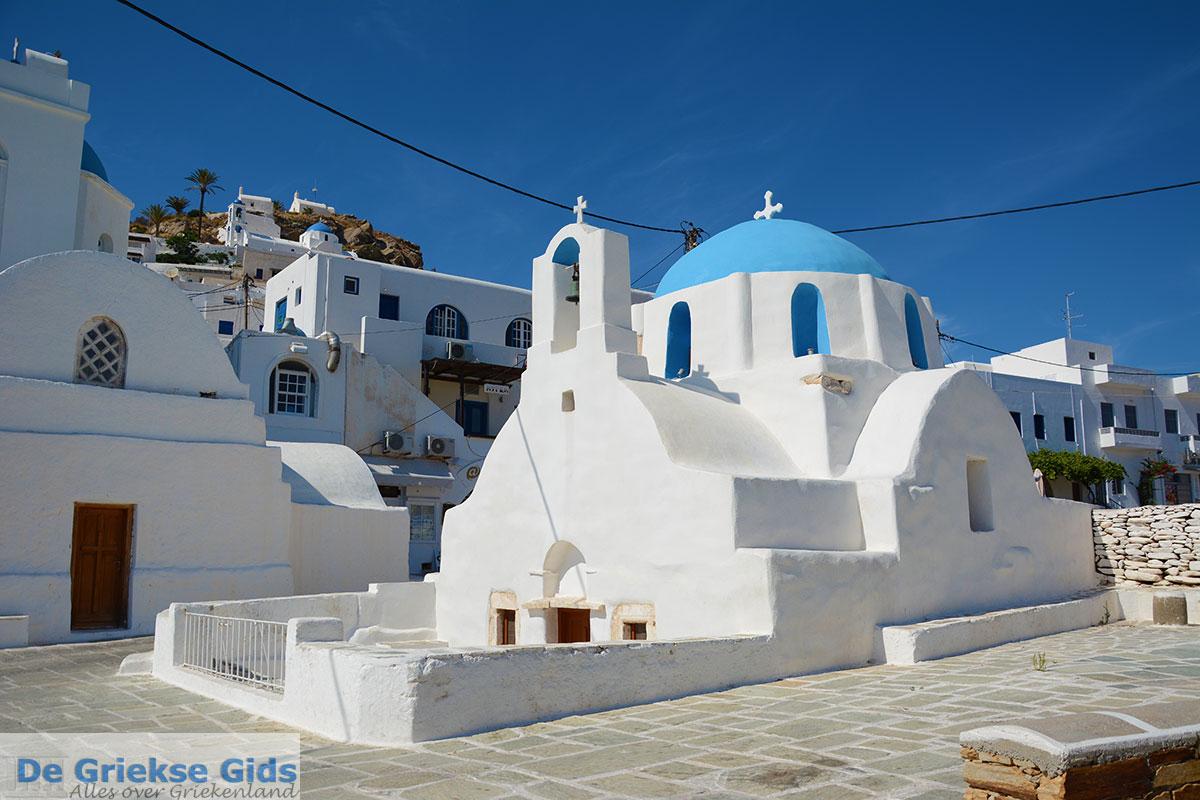foto Chora Ios - Eiland Ios - Cycladen Griekenland foto 18