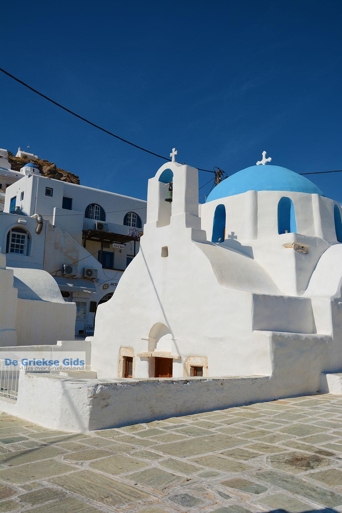 foto Chora Ios - Eiland Ios - Cycladen Griekenland foto 21