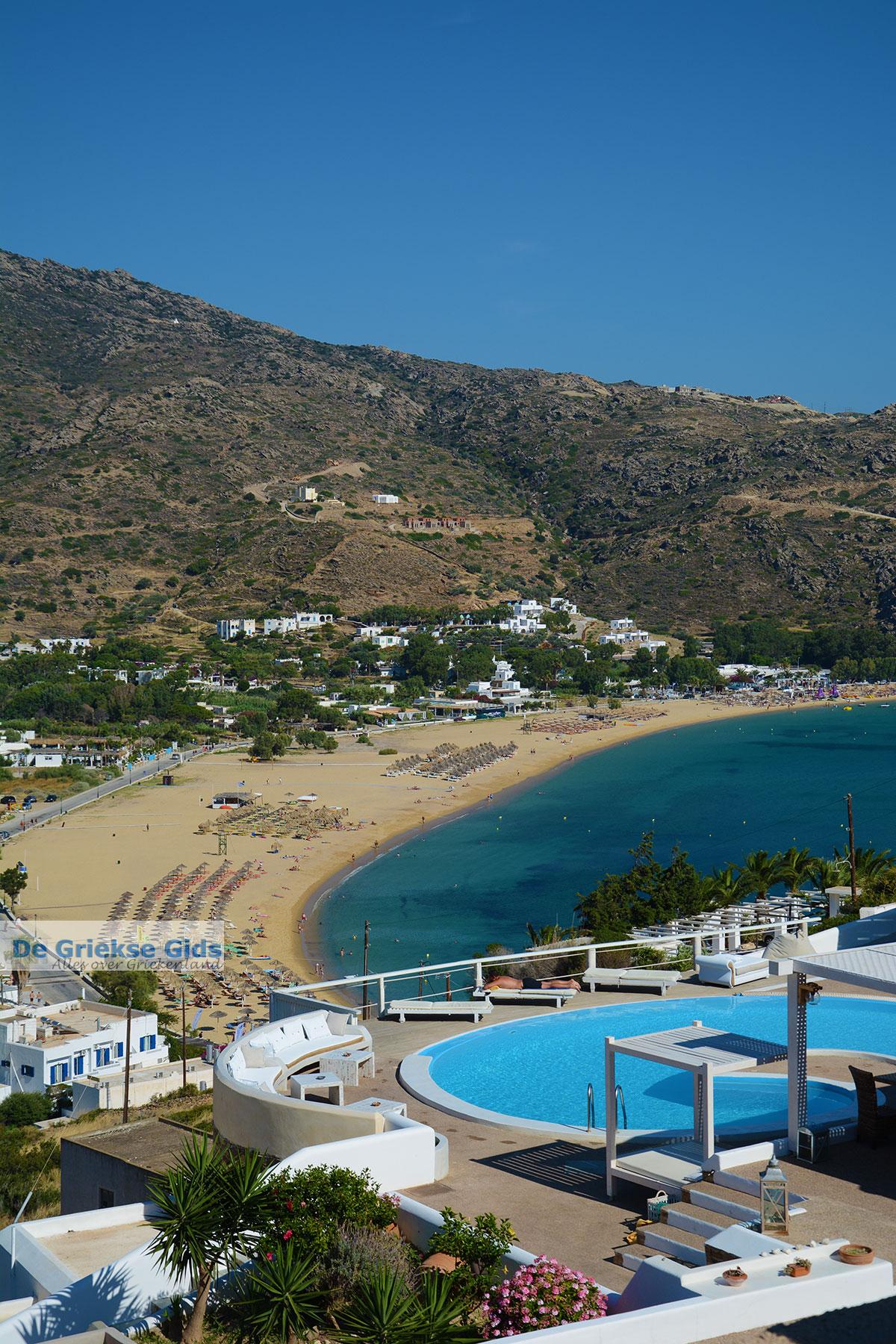 foto Mylopotas Ios - Eiland Ios - Cycladen Griekenland foto 32
