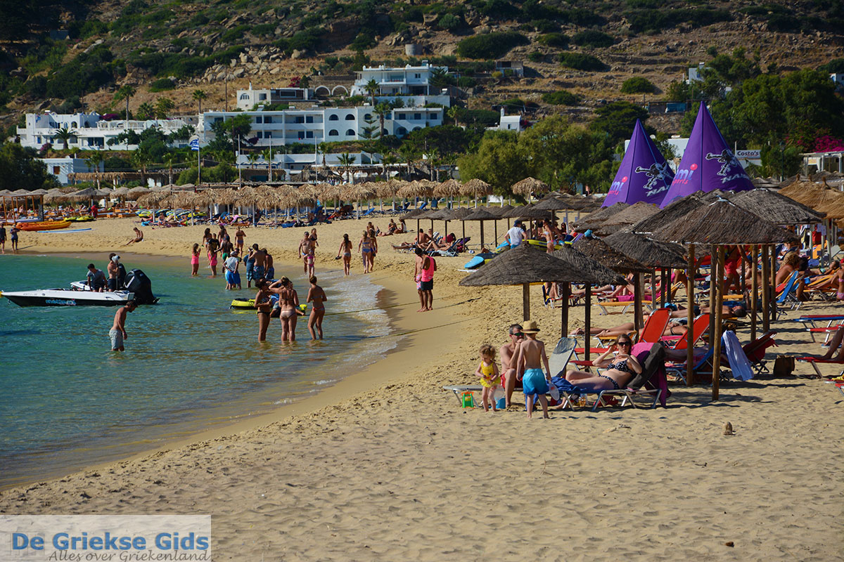 foto Mylopotas Ios - Eiland Ios - Cycladen Griekenland foto 41