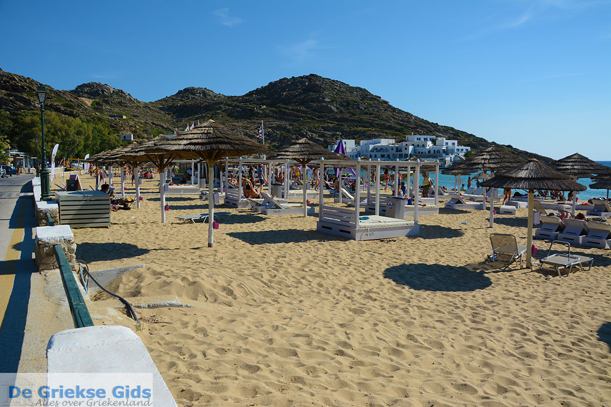 foto Mylopotas Ios - Eiland Ios - Cycladen Griekenland foto 51