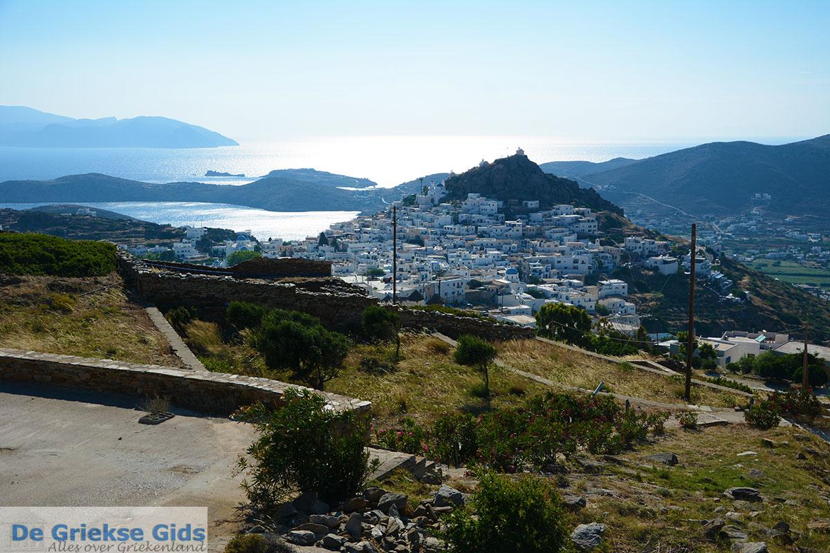 foto Chora Ios - Eiland Ios - Cycladen Griekenland foto 66