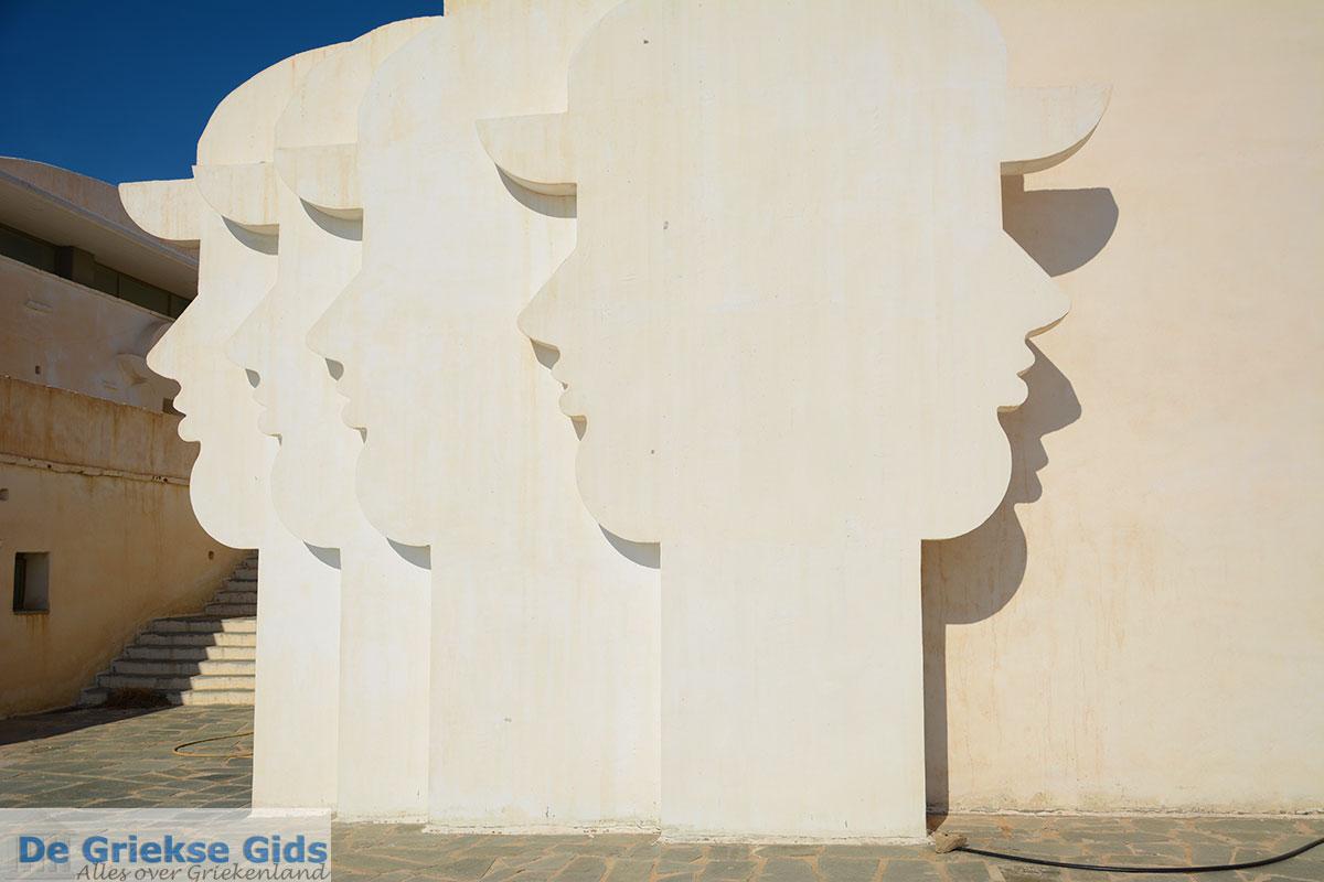 foto Chora Ios - Eiland Ios - Cycladen Griekenland foto 70