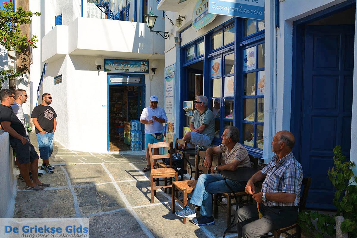 foto Chora Ios - Eiland Ios - Cycladen Griekenland foto 94
