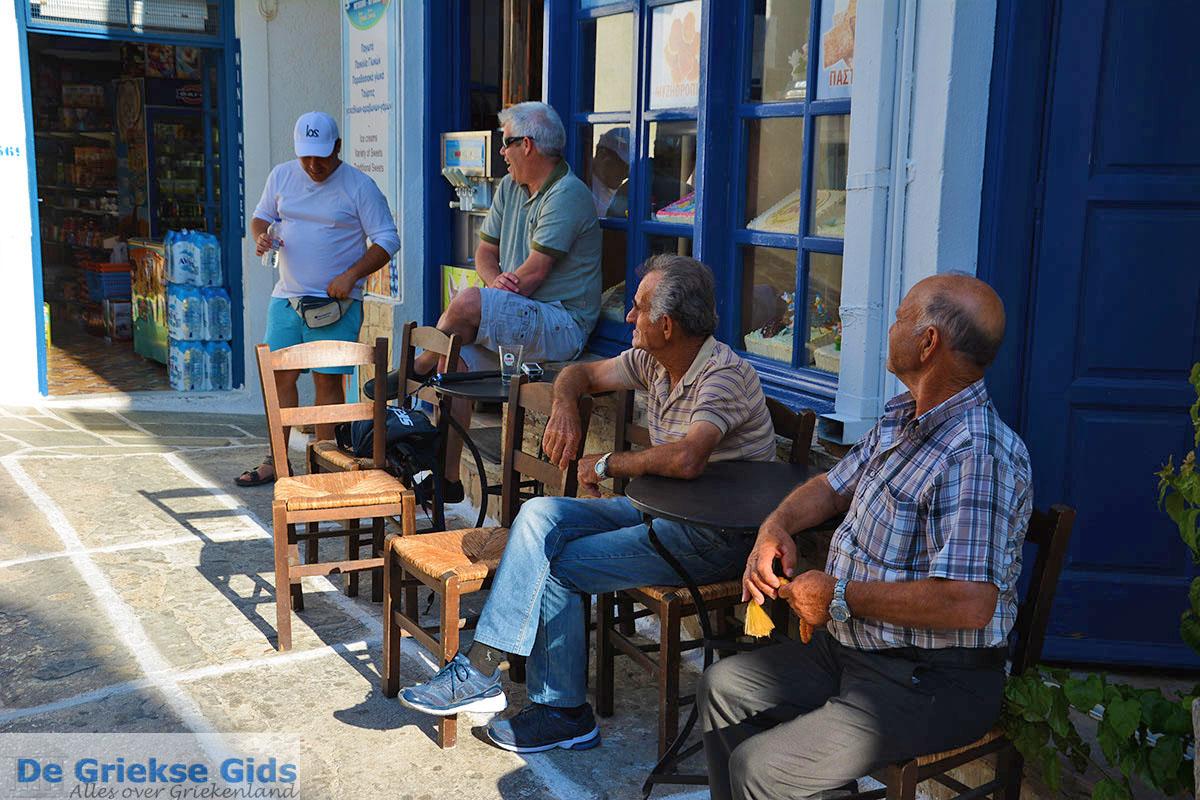 foto Chora Ios - Eiland Ios - Cycladen Griekenland foto 96