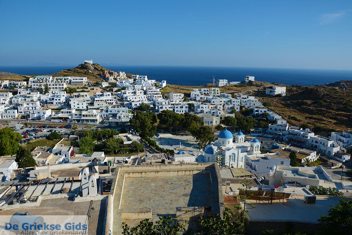 foto Chora Ios - Eiland Ios - Cycladen Griekenland foto 102