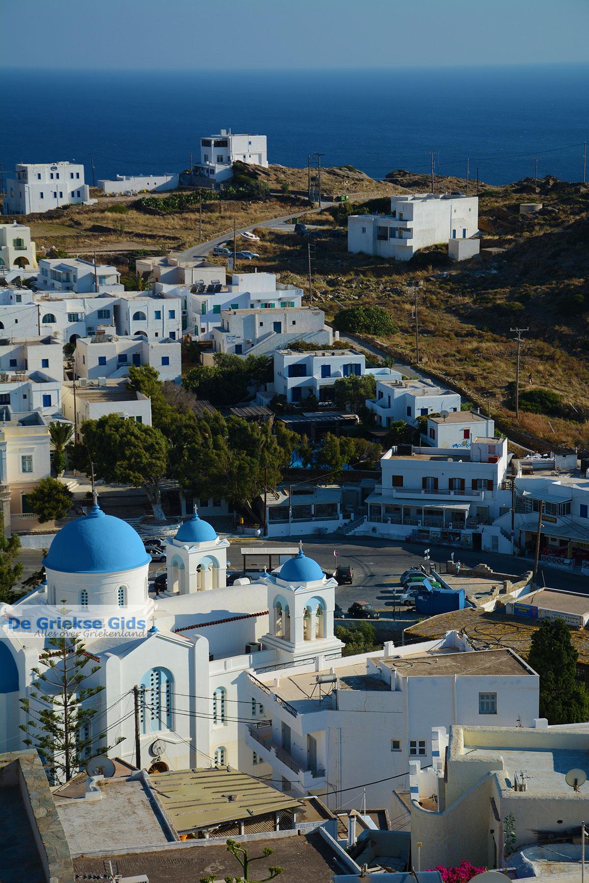 foto Chora Ios - Eiland Ios - Cycladen Griekenland foto 106