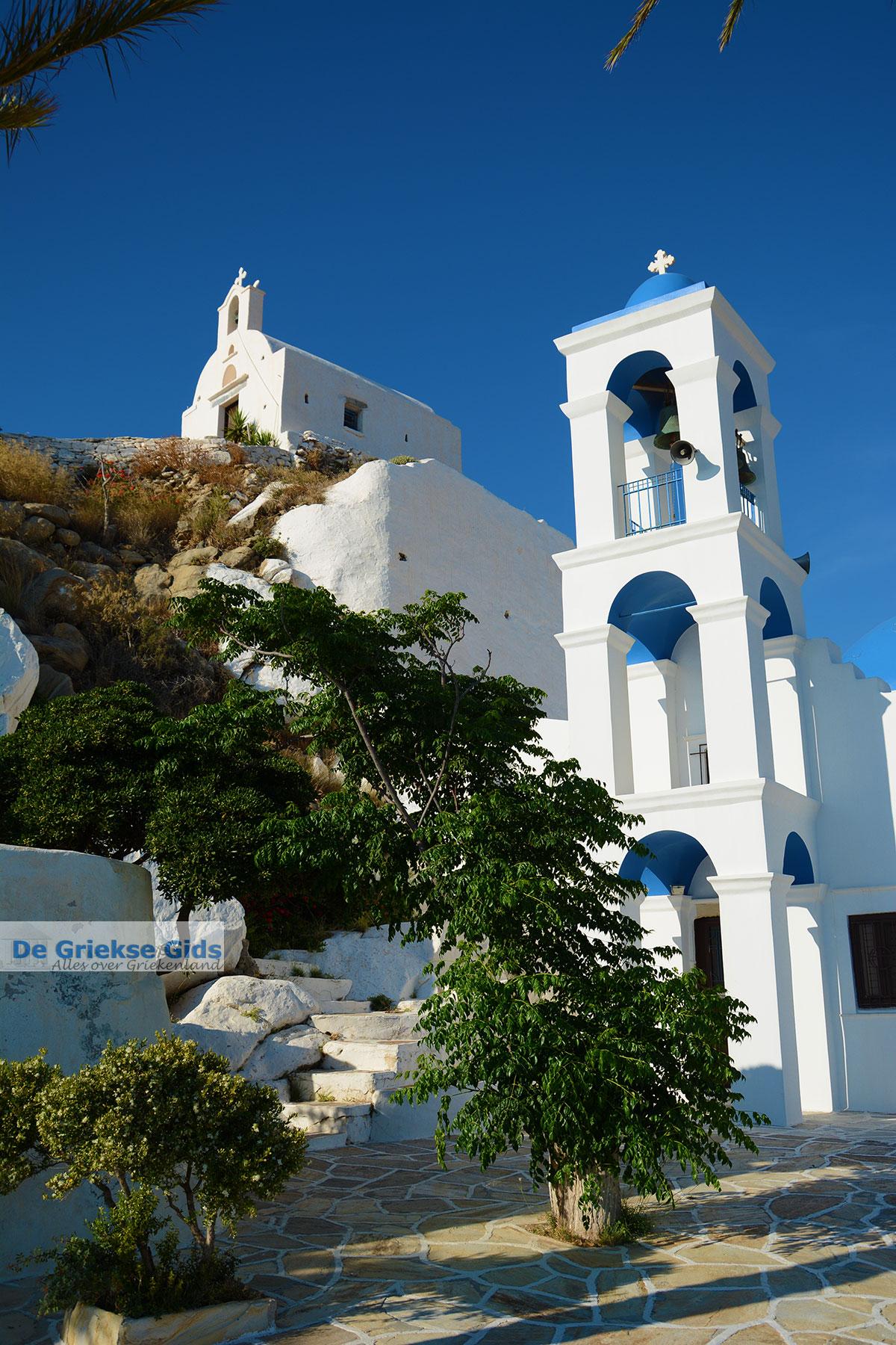 foto Chora Ios - Eiland Ios - Cycladen Griekenland foto 107