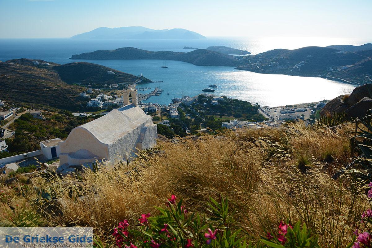 foto Chora Ios - Eiland Ios - Cycladen Griekenland foto 110